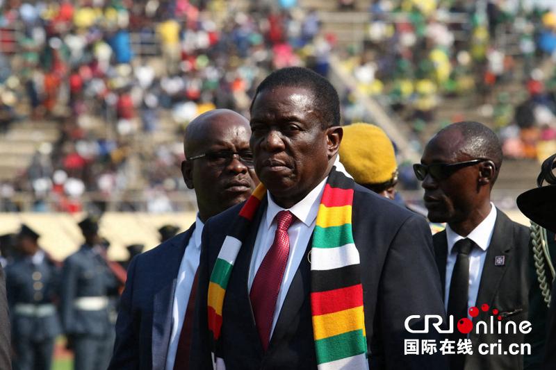 津巴布韦政府为前总统穆加贝举行国葬(图)